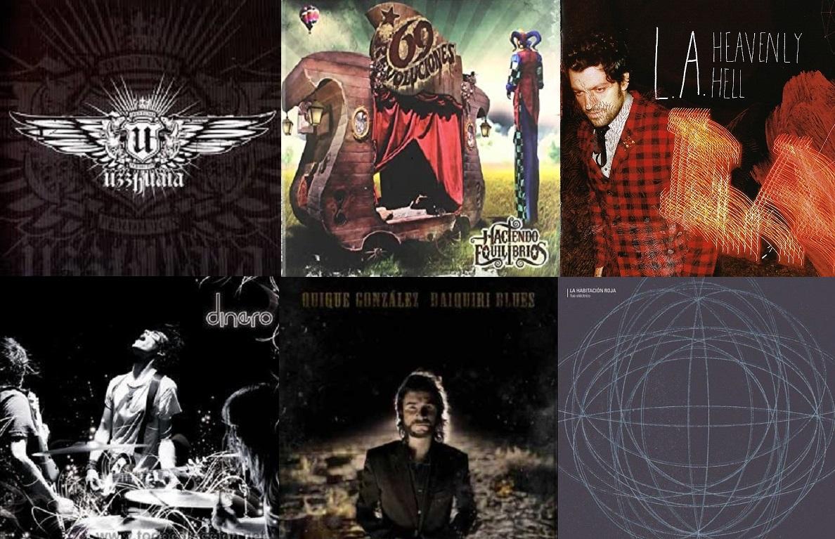 Seis discos españoles random que me flipan porque sí y ya (2)