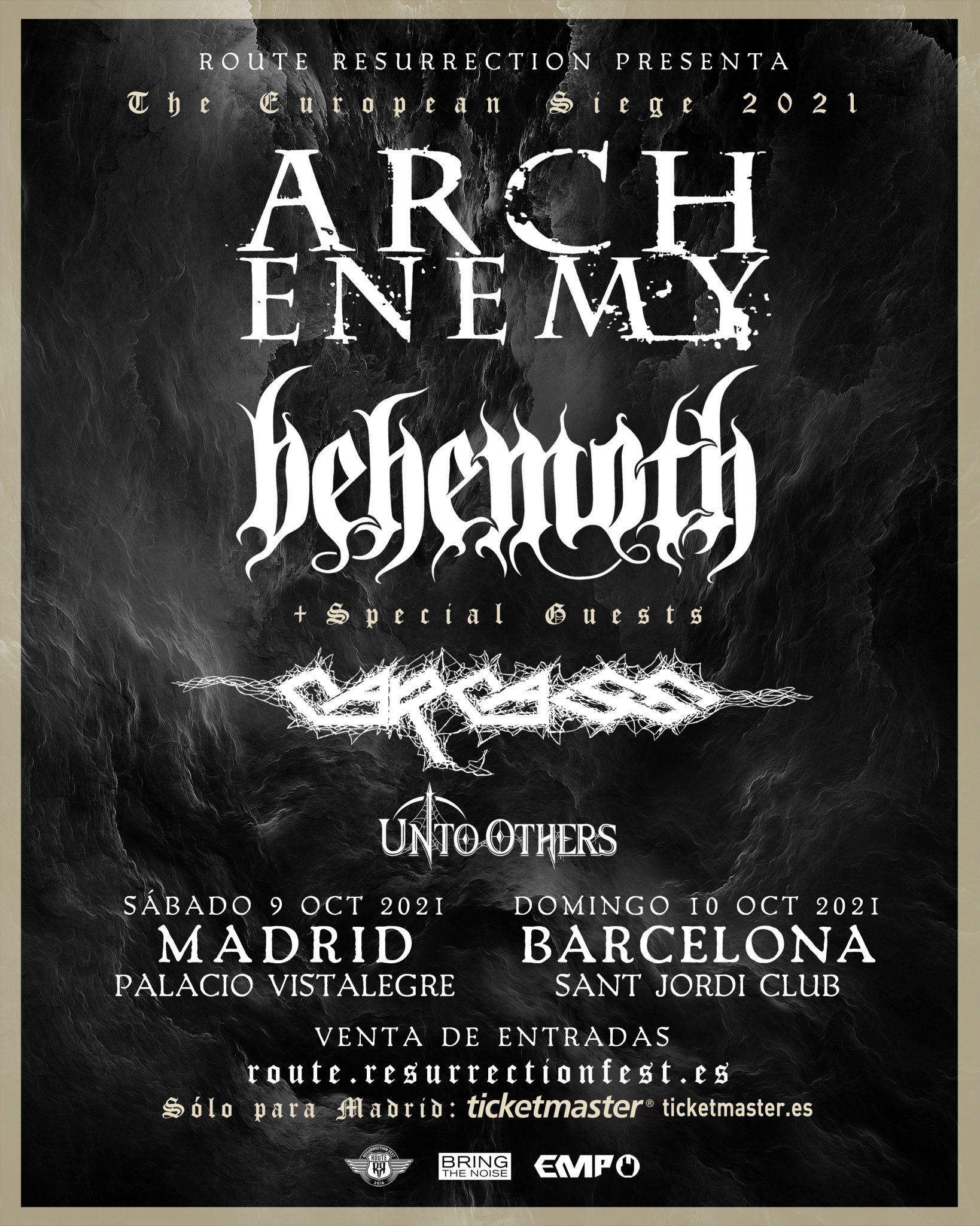 "Behemoth ""I Loved you at your Darkest"" (2018) (p24) - Página 19 Arch-1638x2048"
