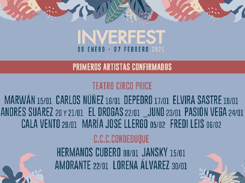 Los conciertos en la nueva normalidad - Página 8 Inverfest