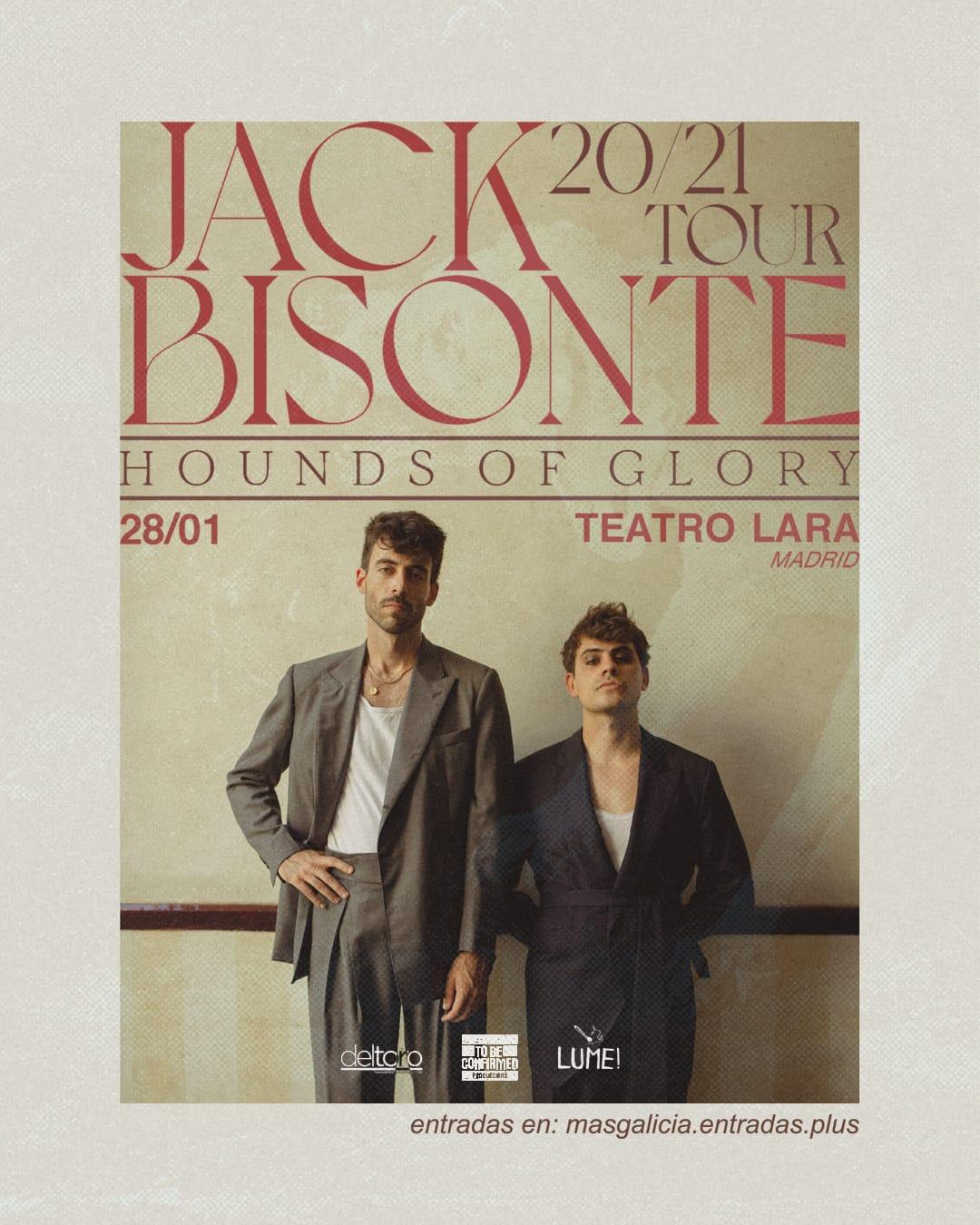 Los conciertos en la nueva normalidad - Página 8 Jackbisonte