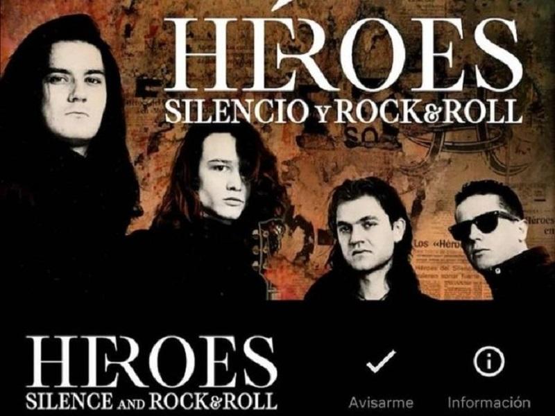 héroes del silencio netflix