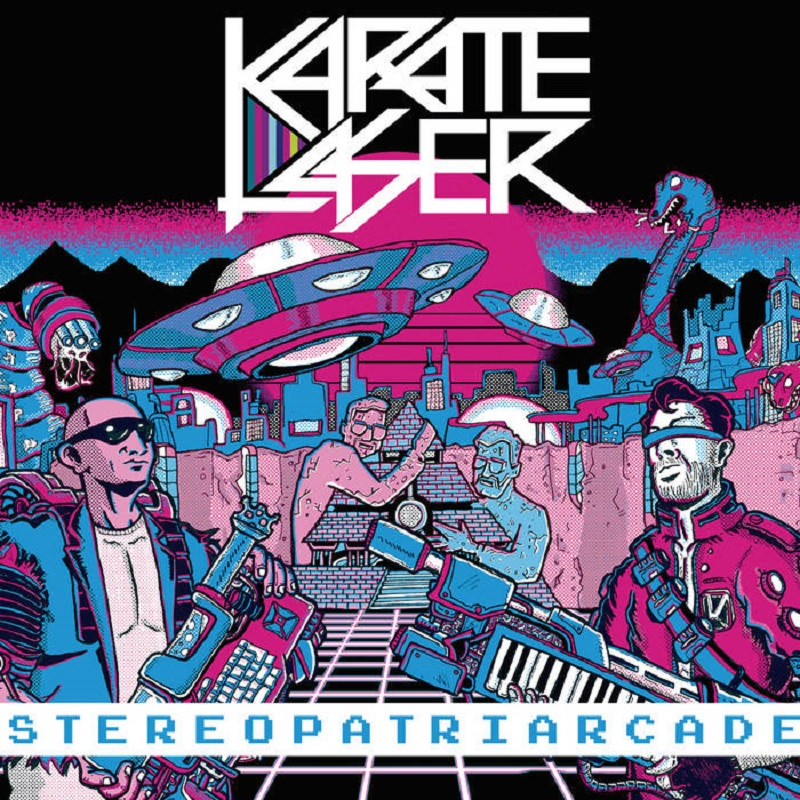 karate laser