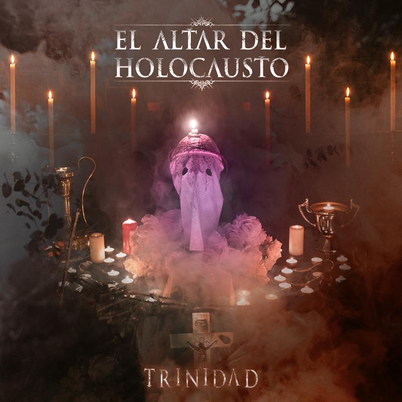 el altar del holocausto