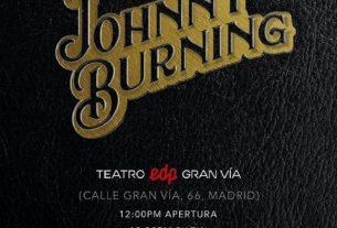 johnny burning madrid