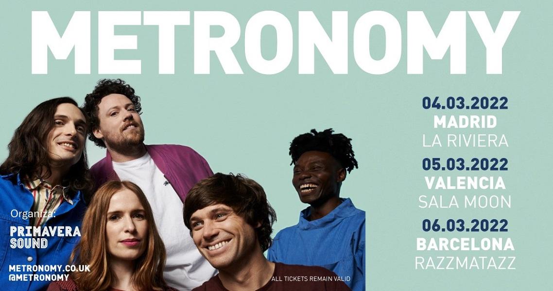 conciertos metronomy