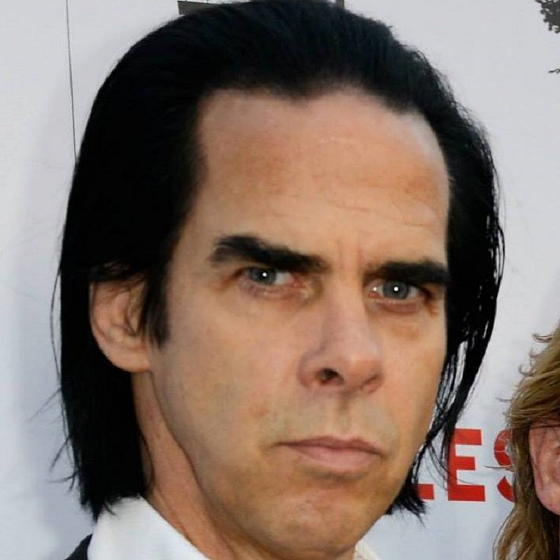nick cave funeral