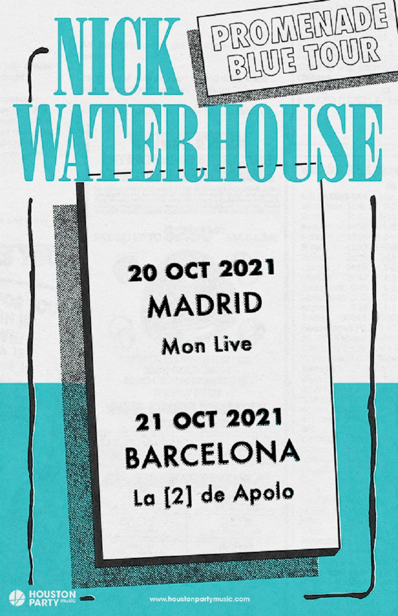 conciertos nick waterhouse