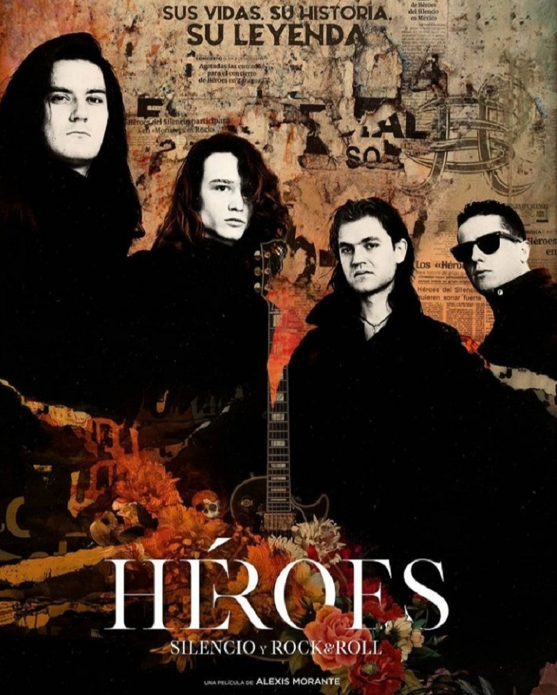 heroes del silencio documental
