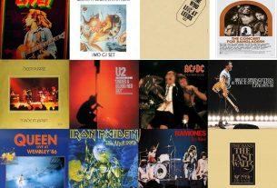 los mejores discos en directo