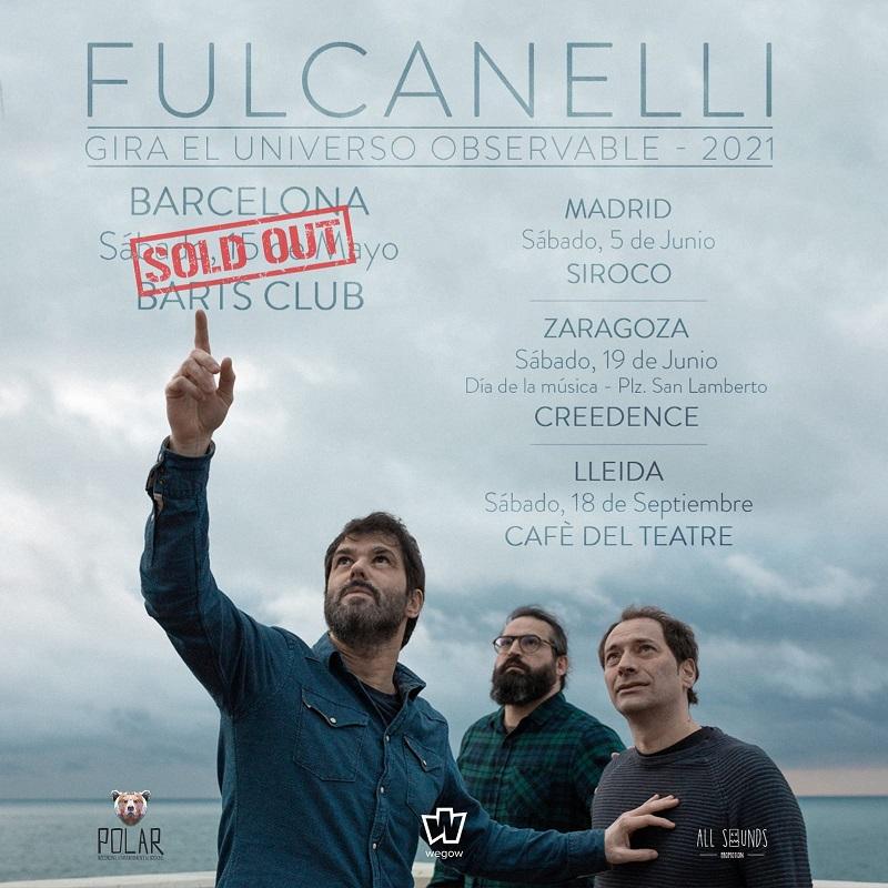 fulcanelli conciertos