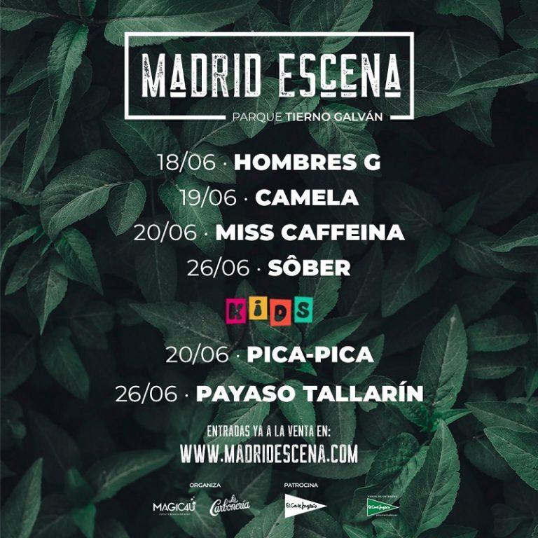 Agenda de giras, conciertos y festivales - Página 7 Madridescena-768x768