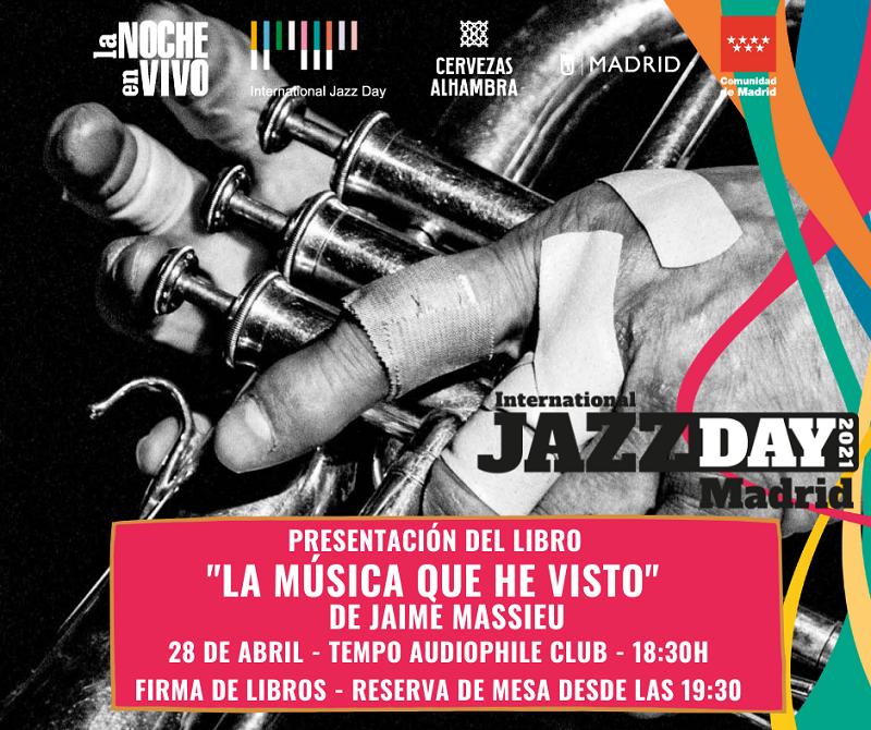 jazz day madrid 2021