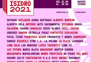sound isidro 2021