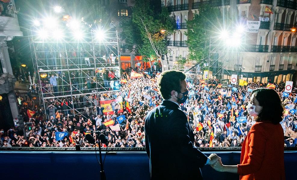 elecciones de Madrid
