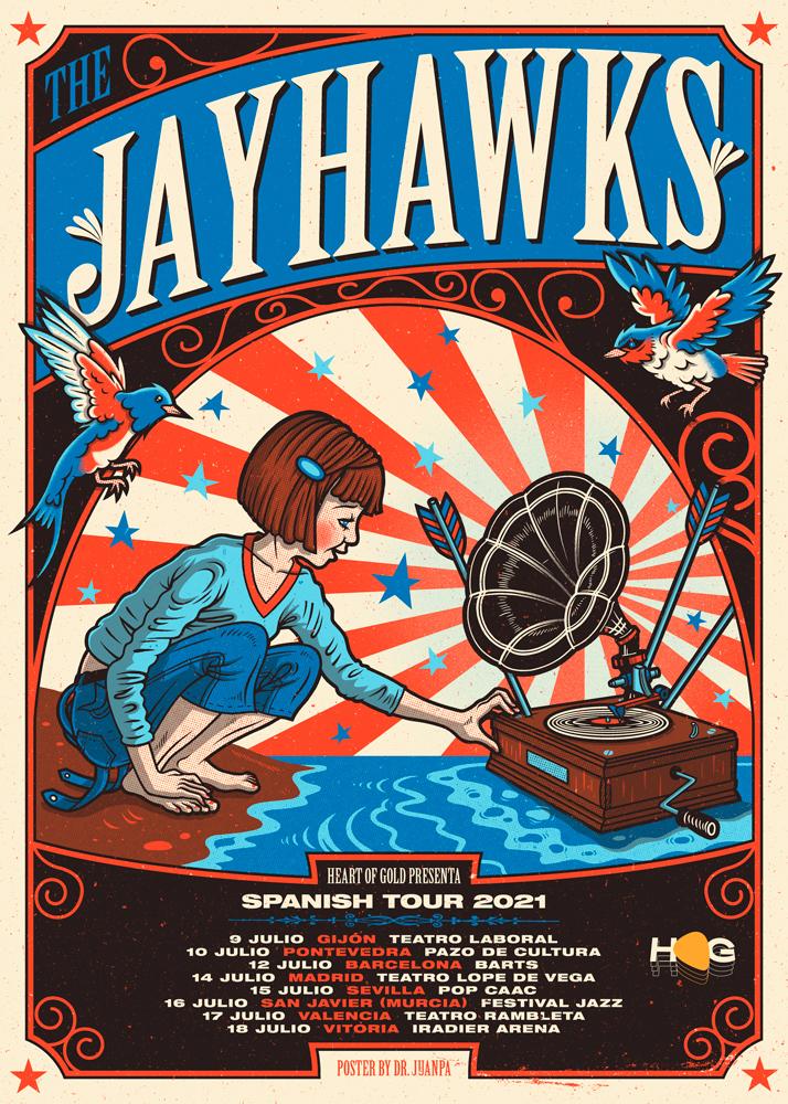 Agenda de giras, conciertos y festivales - Página 7 Jayhawks