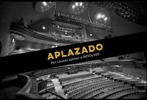aplazado revolver teatro coliseum