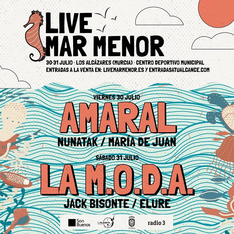 live mar menor 2021