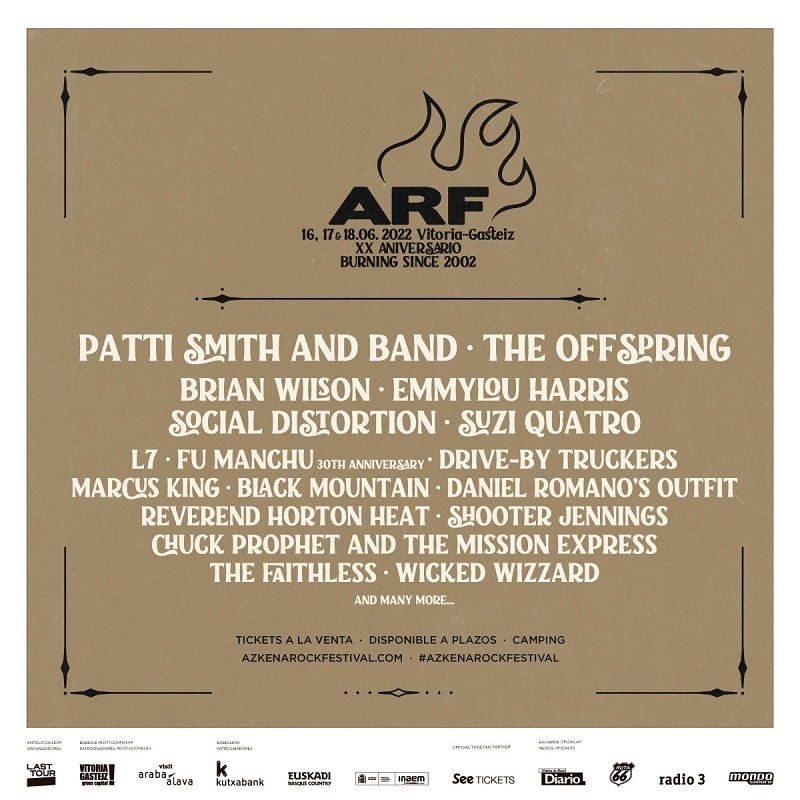 azkena rock festival 2022