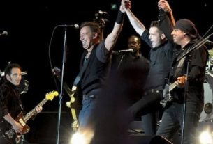 the killers bruce springsteen