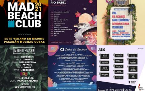 festivales madrid 2021