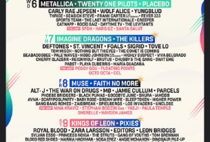 mad cool 2022 metallica muse the killers