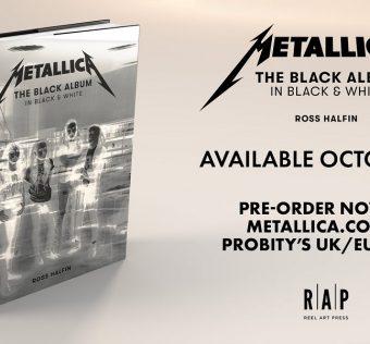 metallica libro black album