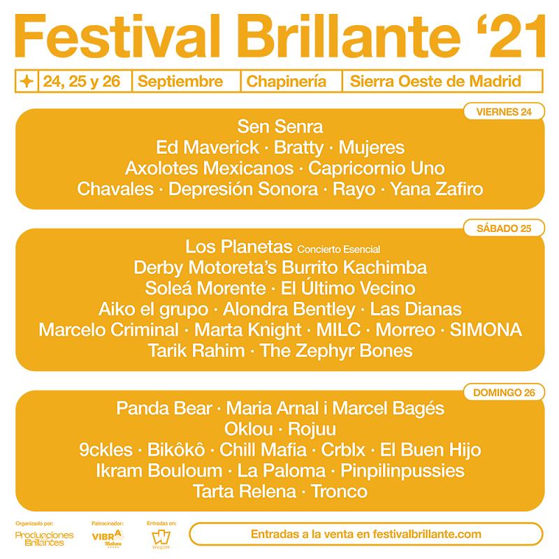 festival brillante 2021