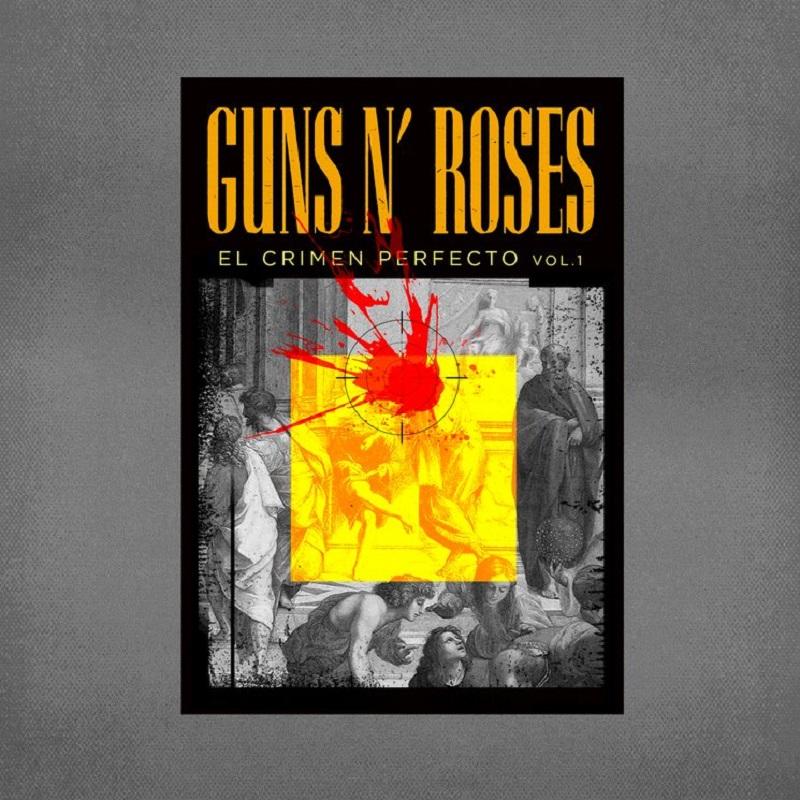 guns n' roses libro