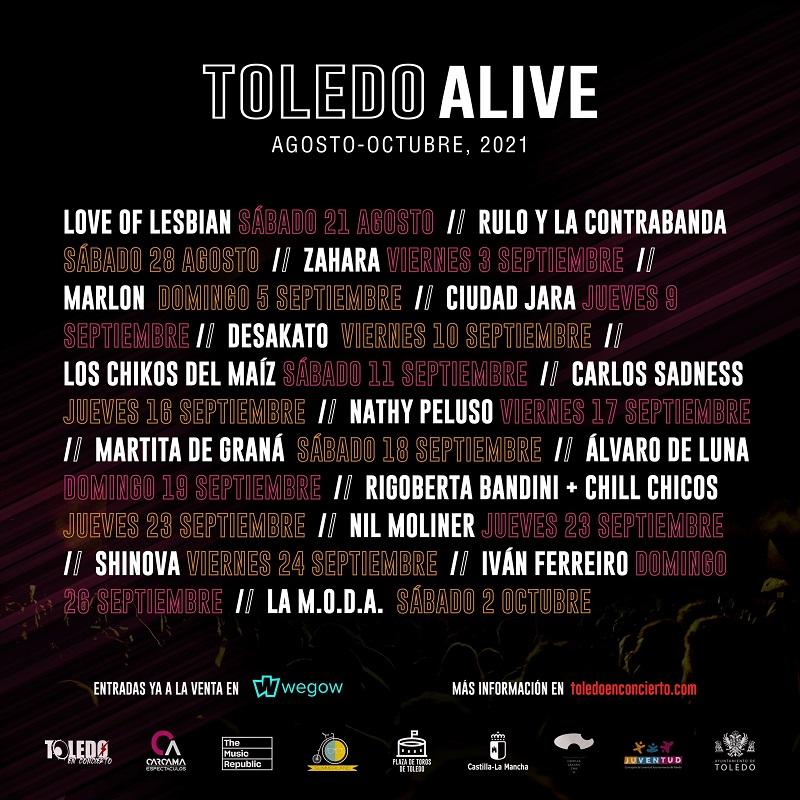 toledo alive 2021