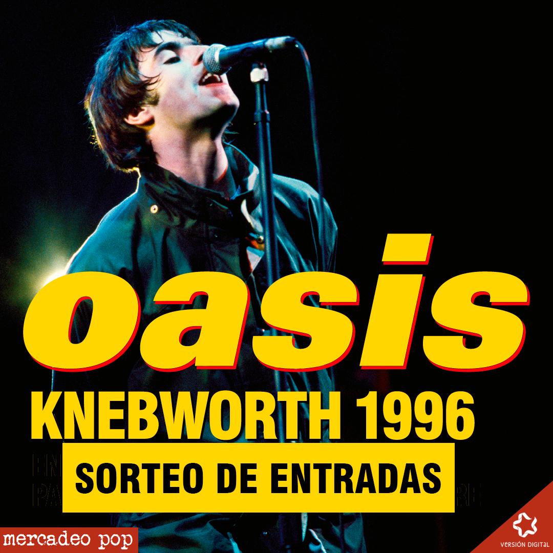oasis knebworth 1996 cines