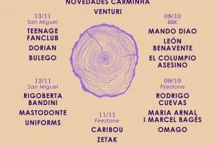Bilbao BBK Live Udazkena