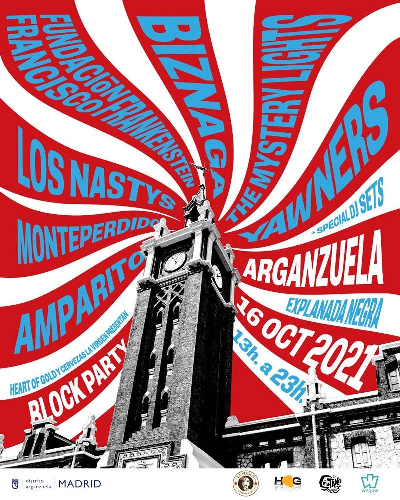 block party arganzuela