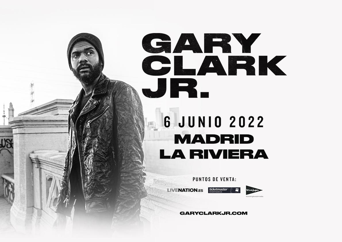 gary clark jr concierto en madrid