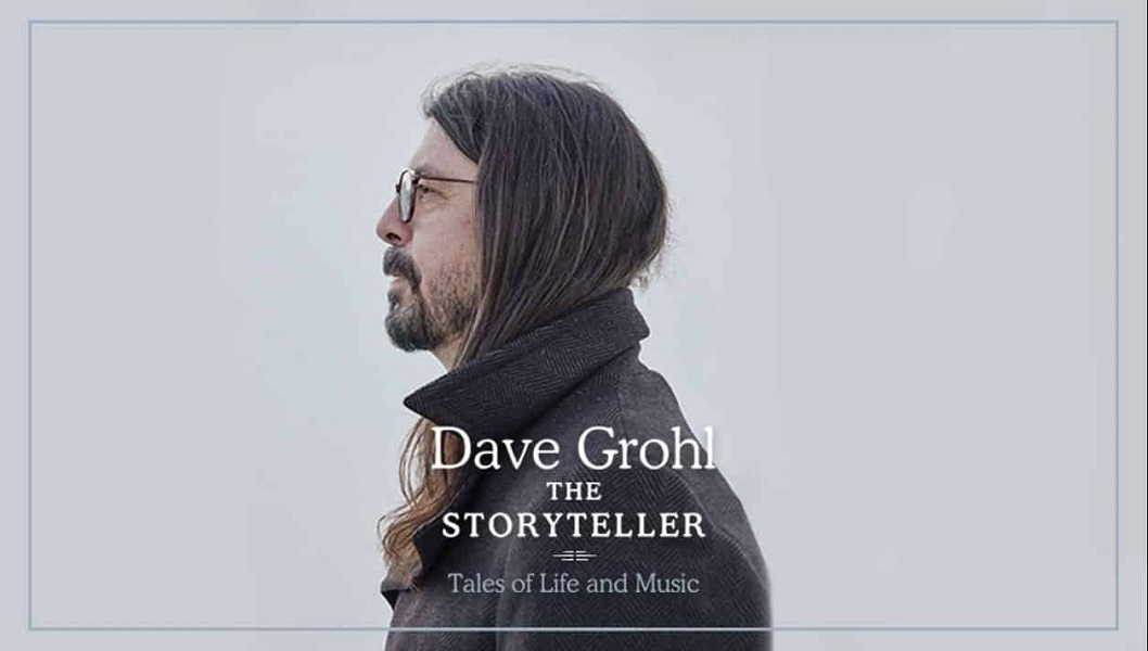 dave grohl libro
