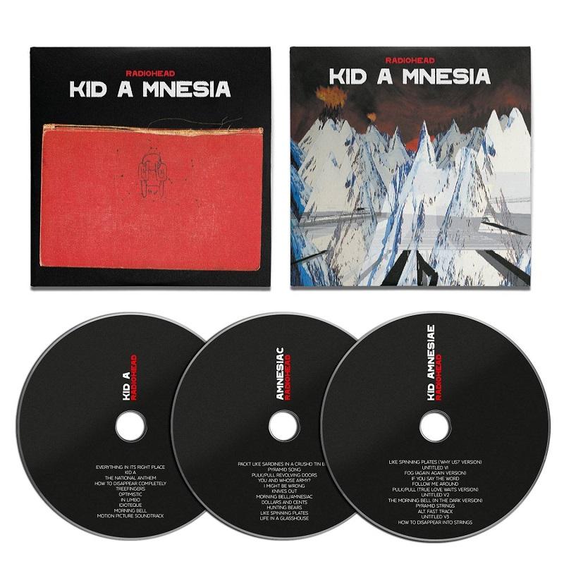 radiohead kid amnesiae