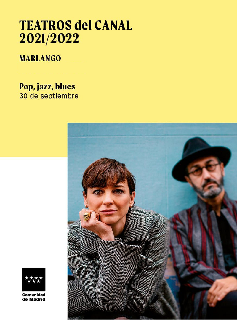 marlango teatros del canal madrid
