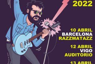 conciertos eels 2022