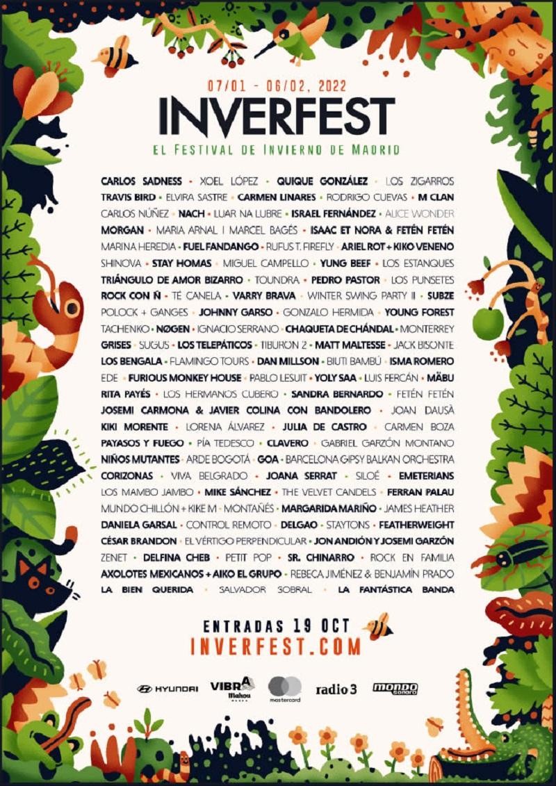 inverfest 2022 entradas