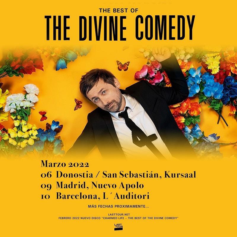 the divine comedy conciertos españa 2022